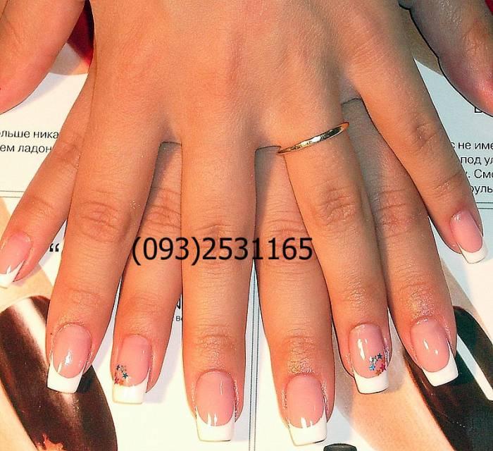 Каталоги нарощенных ногтей