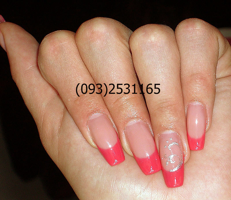 Фото дизайн ногтей с фимо